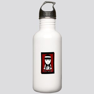 Goth Girl Stainless Water Bottle 1.0L