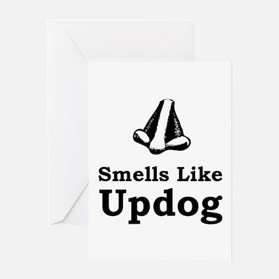 Updog Greeting Card