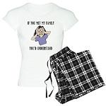 If You Met My Family Women's Light Pajamas