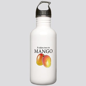 Mango Stainless Water Bottle 1.0L