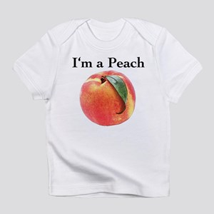 Peach Infant T-Shirt