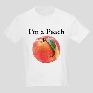 Peach Kids Light T-Shirt