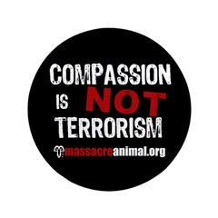 COMPASSION IS NOT TERRORISM - 3.5