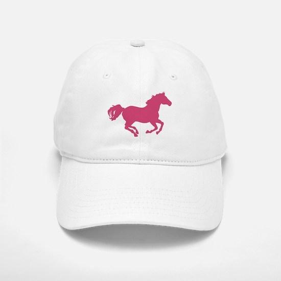 Equestrian Baseball Baseball Cap