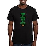 WINNING Men's Fitted T-Shirt (dark)