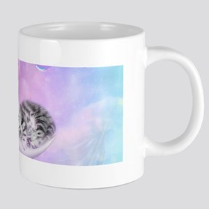 Sweet little kitten sleeping in the sky 20 oz Cera