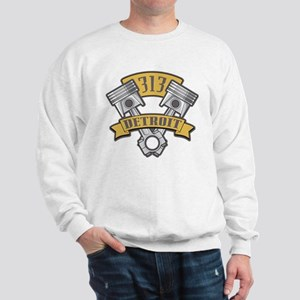 Piston Design Sweatshirt