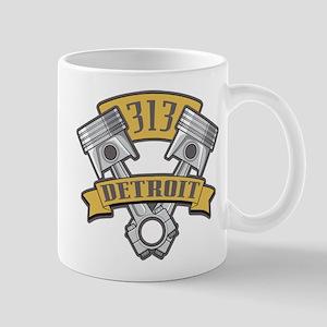Piston Design Mug