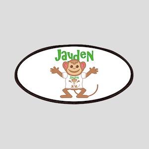 Little Monkey Jayden Patches