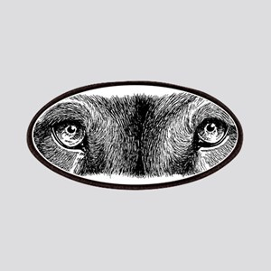 Wolf Eyes Patches