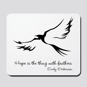 Feathered Hope Mousepad