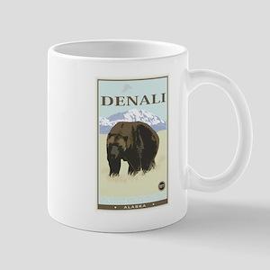 National Parks - Denali Mug