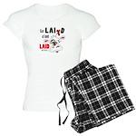 Le Lait c'est laid - Women's Light Pajamas
