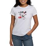 Le Lait c'est laid - Women's T-Shirt