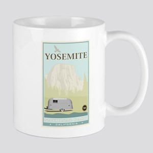 National Parks - Yosemite Mug
