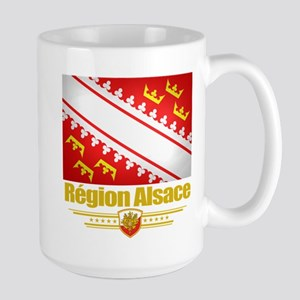 Alsace Region Large Mug