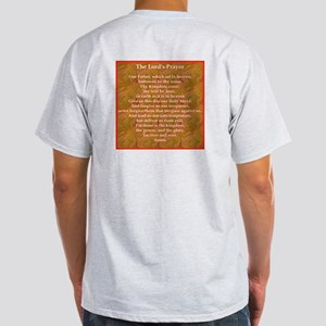 The Lord's Prayer Red Light T-Shirt