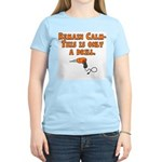 Only A Drill Women's Light T-Shirt