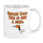 Only A Drill Mug