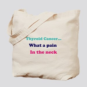 What a Pain in the Neck Tote Bag