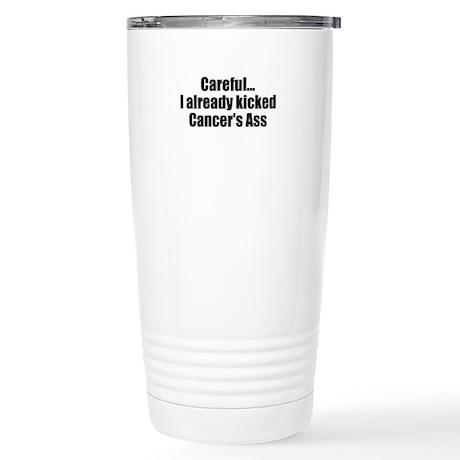 Kick Ass Stainless Steel Travel Mug