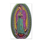 15 Lady of Guadalupe 22x14 Wall Peel