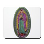 15 Lady of Guadalupe Mousepad