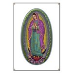 15 Lady of Guadalupe Banner