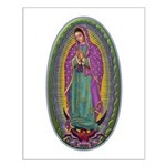 15 Lady of Guadalupe Small Poster