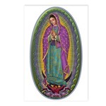 15 Lady of Guadalupe Postcards (Package of 8)