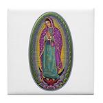 15 Lady of Guadalupe Tile Coaster