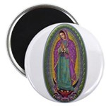 15 Lady of Guadalupe Magnet