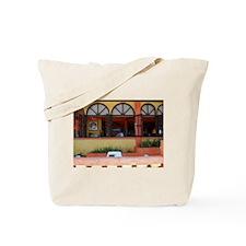 Mexico Architecture Tote Bag