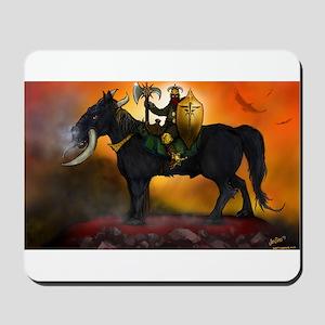Beast Rider Mousepad