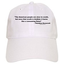 Roosevelt: The American people Cap