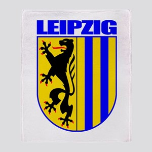 Leipzig Throw Blanket