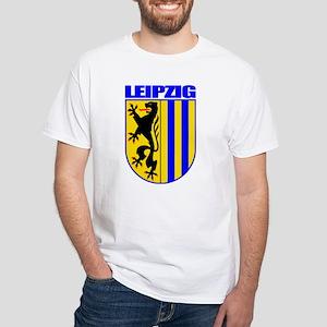 Leipzig White T-Shirt