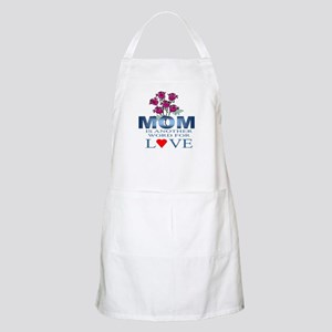 Mom is Another Word for Love BBQ Apron