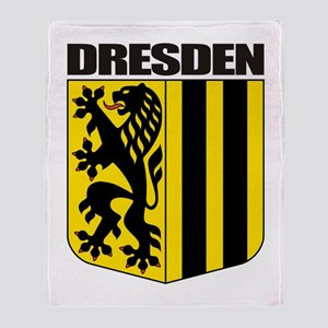 Dresden Throw Blanket
