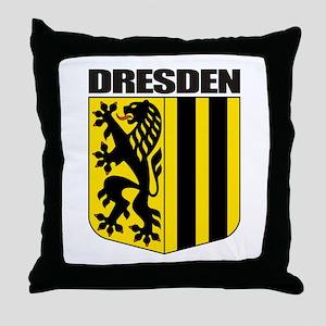 Dresden Throw Pillow