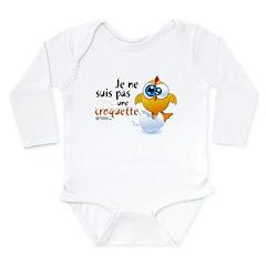 Je ne suis pas une croquette - Baby Outfits