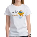 Je ne suis pas une croquette - Women's T-Shirt