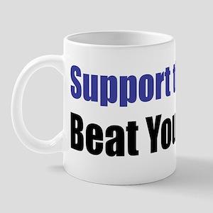 Support the Police Mug