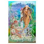 Sea Princess Large 23x35 Poster