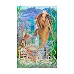 Sea Princess Mini 11x17 Poster Print