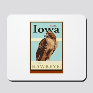 Travel Iowa Mousepad