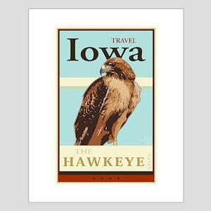 Travel Iowa Small Poster