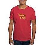 Poker Chip Dark T-Shirt