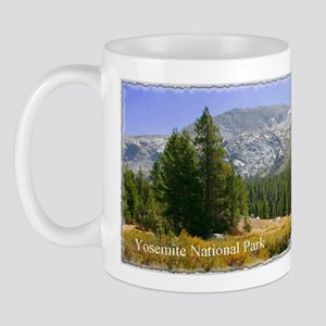 Yosemite National Park Mug Mugs
