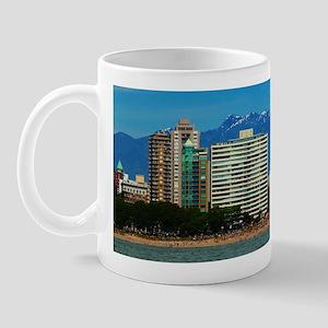 Vancouver, British Columbia Mug Mugs